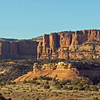 October 7, 2012.  McInnis Canyons, looking towards Colorado National Monument.