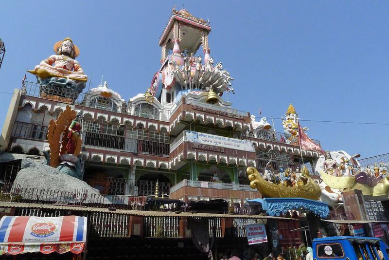 Vaishno Devi temple at Hardwar
