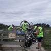 Heading to Havelock North on cycle way