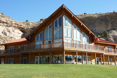 Hidden Canyon Ranch Bed and Breakfast Baker, Nevada Sept 2012