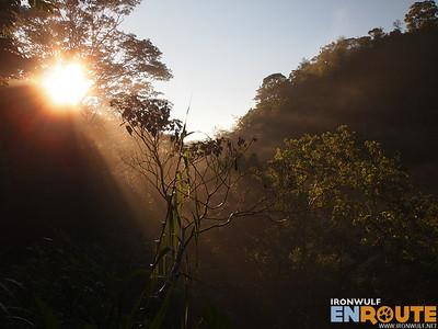 Imugan Hike, Morning Splendor