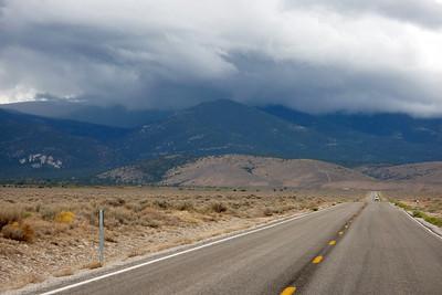 In the Nevada Desert Sept 2012