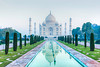 Taj Mahal, early morning.