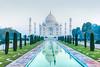 Taj Mahal, early morning.