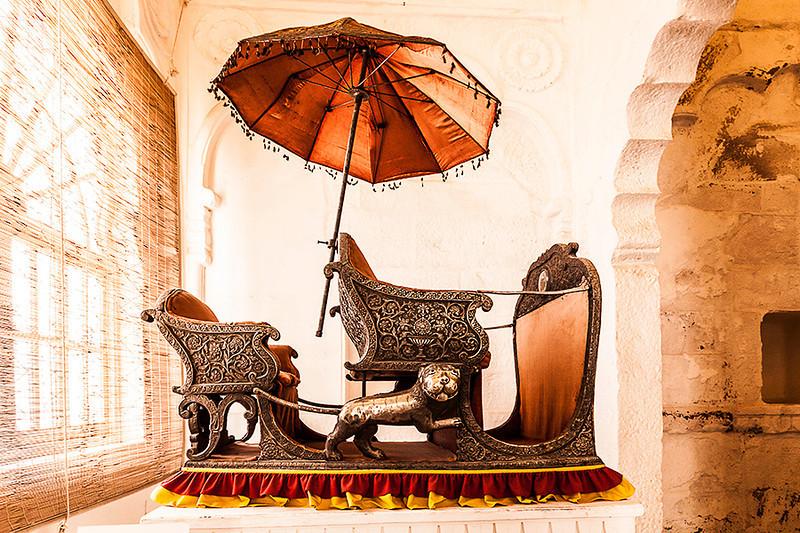 Meherangarh Fort, Jodhpur