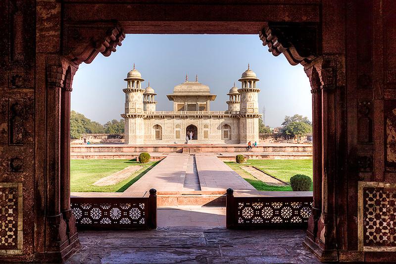 "Itimad-ud-daulah (""Baby Taj""), Agra"