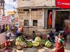 Street market, Pushkar