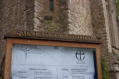 Saint Saviour Pimlico - Exteriors