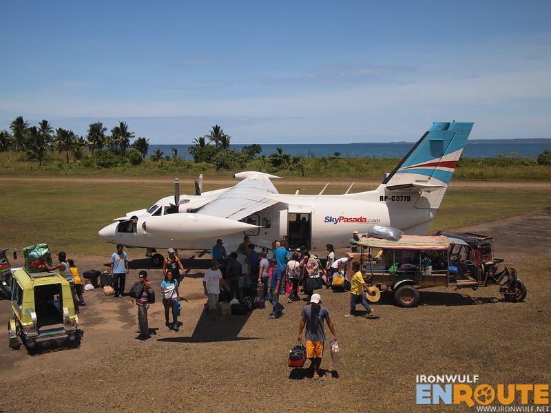 Maconacon airport
