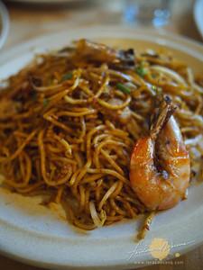 Eleven Bistro Restaurant, Spicy Mee Goreng