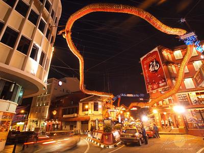 Jonker Walk Melaka Dragon