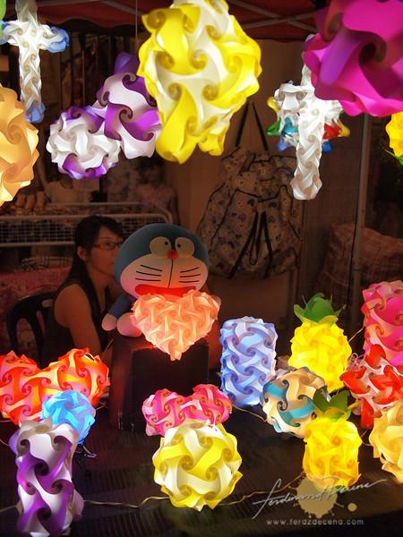 Lamp souvenirs