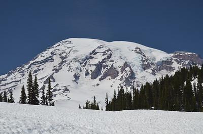 Mt Rainier May 14, 2012