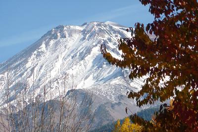 Mount Shasta Fall 2012