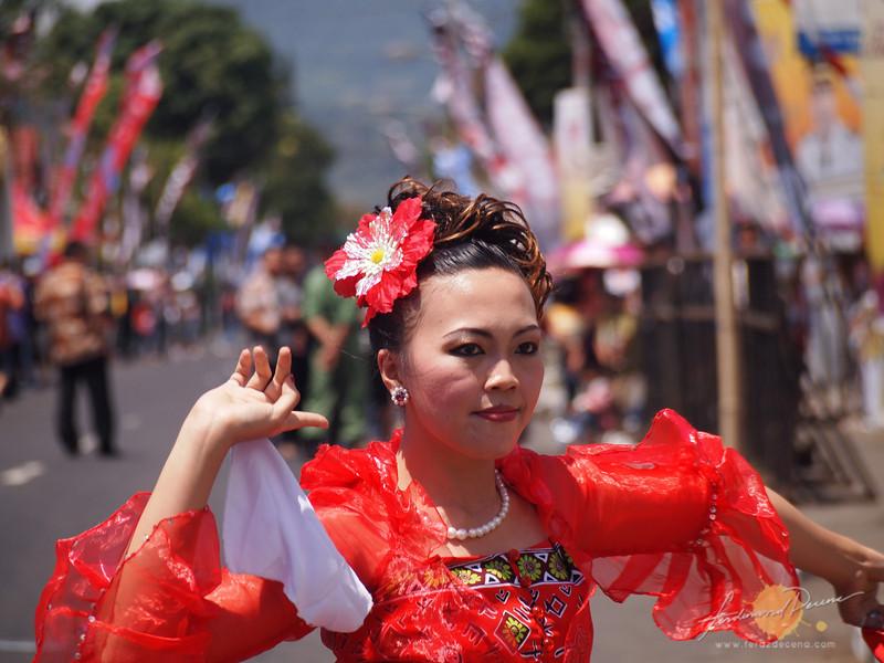 A showcase of local dance in the festival