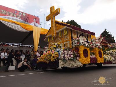 Tomohon International Flower Festival