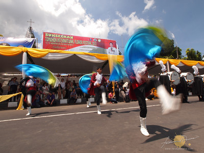 Tomohon International Flower Festival