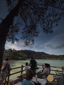 Lake Linow, Tomohon