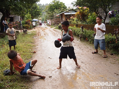 Kid Street Boxing
