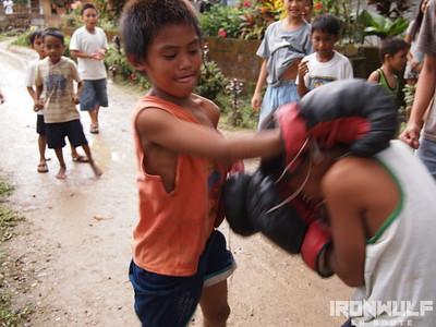 Kid Street Boxing