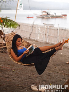 Pandan Beach Resort Emerie Cunanan, Miss World Earth