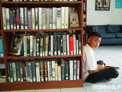 Leocadio Alonsagay Dioso Memorial Public Library