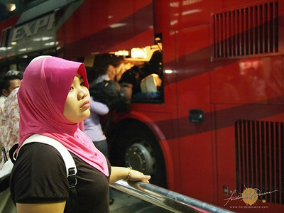 Hentian Bus Putra