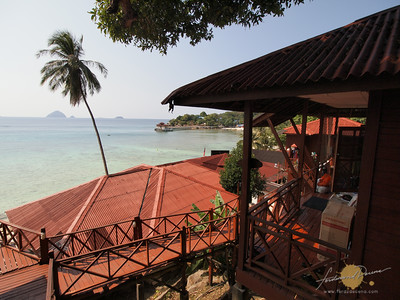 Senja Bay Resort, Coral Bay, Perhentian Kecil