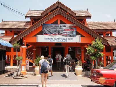 Kuala Besut Terminal Jetty