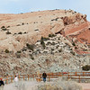 Others on Delicate Arch viewing trail