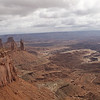 View from the Mesa Arch