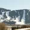 Some of Snow King Mountain ski runs