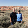 Scene around Snow Canyon