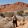 Gary in Jenny's Canyon