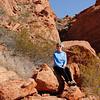 Posing at Jenny's Canyon