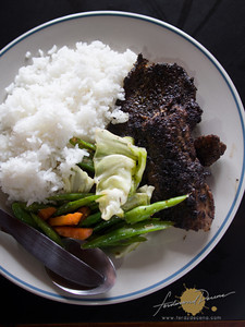 Salt and Pepper Diner - Pepper Steak
