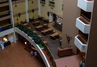Holiday Inn Old Sydney - Lobby