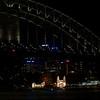 Sydney Harbour Bridge and Luna Park from Sydney Opera House