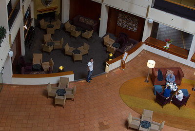 Holiday Inn Old Sydney - Lobby