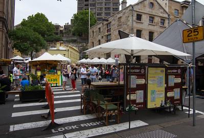 The Rocks Market