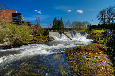 Tumwater Falls April 13, 2012