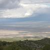 Snake Valley as seen from Wheeler Peak Scenic Drive.