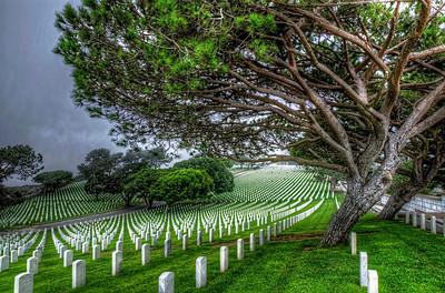 Point Loma cemetery - San Diego