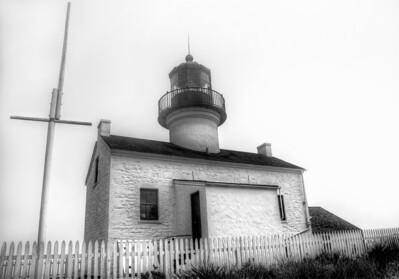 Point Loma Lighthouse - San Diego