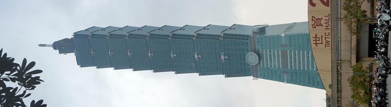 Taipai 101 Jan 2012