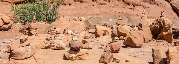 Balanced Rock Shrine