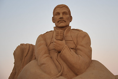 FIESA 2012, Festival Internacional de Escultura na Areia | Sand sculptures | Scultures de sable |