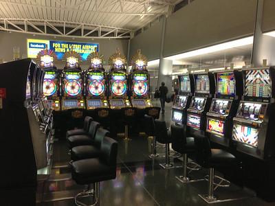 Airport McCarran, Gambling starts here!