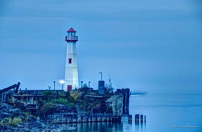 St Ignace Lighthouse