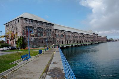 Cloverland Electric Hydro Electric Plant